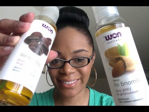 Excellent Hair And Skin Moisturizers - Jojoba and Almond Oil - default