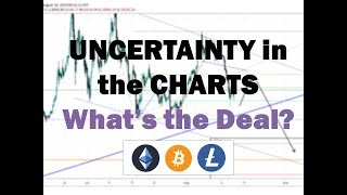 Ethereum Litecoin Bitcoin - CHARTS UNCLEAR - Todays Technical Analysis 8/20/19