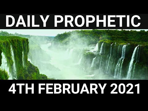 Daily Prophetic 4 February 2021 3 of 7