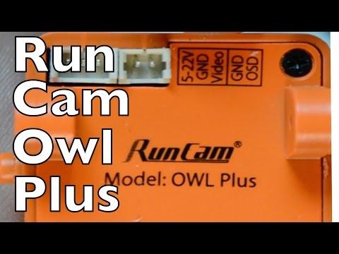 RunCam Owl Plus - Overview - UCTa02ZJeR5PwNZK5Ls3EQGQ