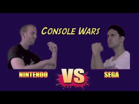 Console Wars - Street Fighter II (Super Nintendo vs Sega Genesis) - default