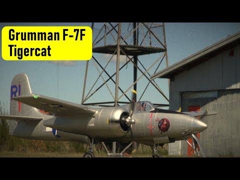 Test pilot Tim flies the Grumman F-7F Tigercat - UCQ2sg7vS7JkxKwtZuFZzn-g
