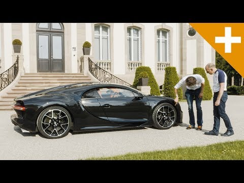 The Engineering Of Bugatti Chiron: Everything You Ever Wanted To Know - Carfection + - UCwuDqQjo53xnxWKRVfw_41w