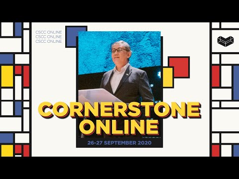 26-27 Sept 2020  He Who Has Ears to Hear  Ps. Yang  Cornerstone Community Church  CSCC Online