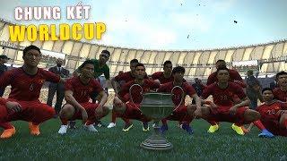 PES 19 | FIFA WORLDCUP FINAL | CHUNG KẾT | VIETNAM vs GERMANY - Giấc mơ Bóng Đá VIỆT NAM (14/2)