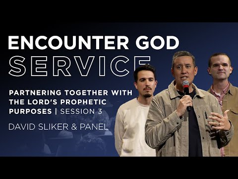 Encounter God Service Live  IHOPKC & Mike Bickle  March 26