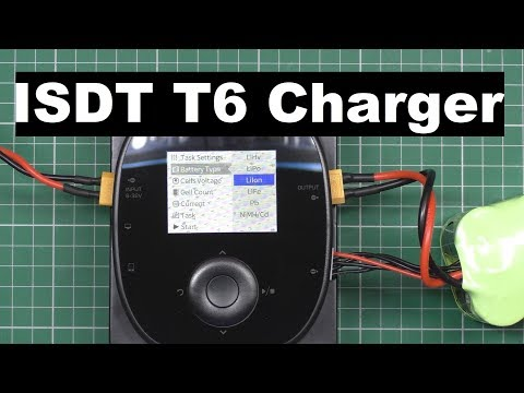 ISDT T6 charger review - UC4fCt10IfhG6rWCNkPMsJuw