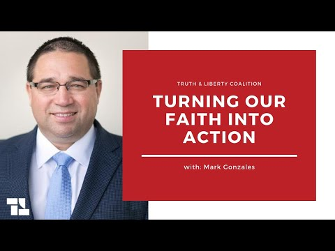 Mark Gonzales on Truth & Liberty Live - February 17, 2020