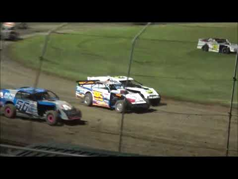 AMCA Nationals Feature - Northern Rivers Classic - Lismore Speedway - 24.04.21 - dirt track racing video image