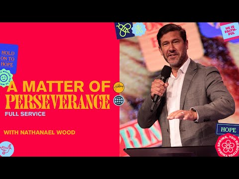 Sunday Morning Service  Nathanael Wood  Hillsong Church Online 9:30am