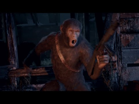 Planet of the Apes: Last Frontier - Reveal Trailer - UCKy1dAqELo0zrOtPkf0eTMw