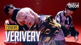 (4K) VERIVERY(베리베리) 'Wu + 119 Remix @SMTM777' l [COVERS]