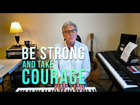 Don Moen  Promises From God's Word (ft. Be Strong and Take Courage)