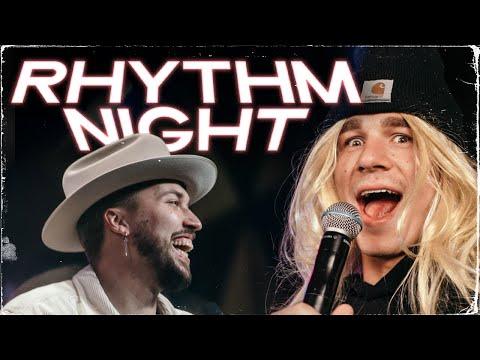 Rhythm Night  WTF-Wheres The Faith  Elevation Youth  Tim Somers