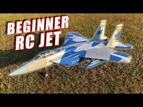 RC Smart Jet - Beginner Easy to FLY F-15 Eagle RC Jet - TheRcSaylors - UCYWhRC3xtD_acDIZdr53huA