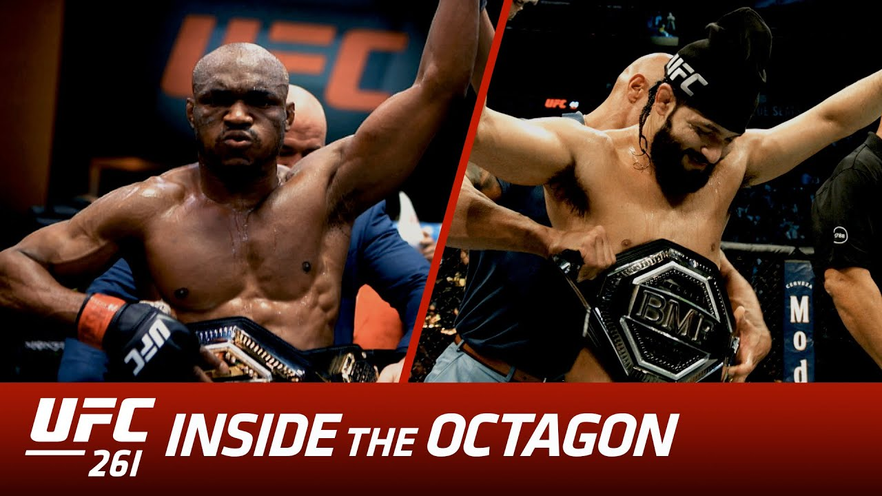 UFC 261 Inside the Octagon: Usman vs Masvidal 2