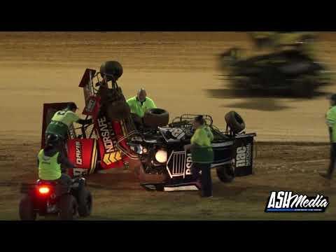 Formula 500's: 2020/21 Queensland Title - A-Main - Archerfield Speedway - 02.05.2021 - dirt track racing video image