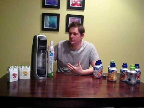 SodaStream JET RED/SILVER domácí výrobník sody