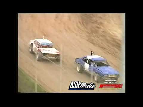 Surfers Paradise Modifieds: Australasian Championship - A-Main - Archerfield Speedway - 29.06.1997 - dirt track racing video image