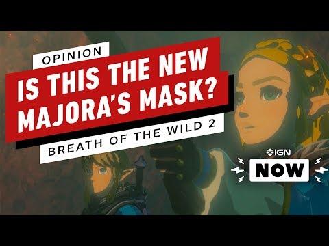 Zelda: Breath of the Wild 2 Could Be the New Majora's Mask - IGN Now - UCKy1dAqELo0zrOtPkf0eTMw