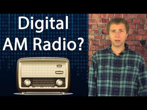 FCC Proposes Digital AM Radio with Analog Shut Off