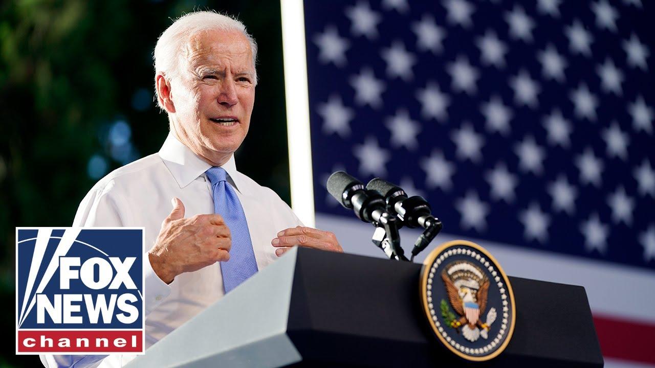 Fox News asks Biden if he'll press China on COVID origins