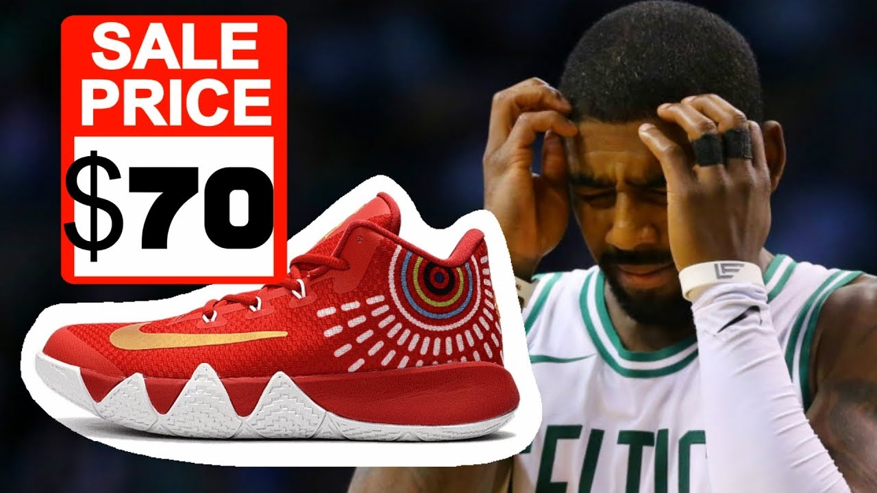Kyrie Irving New Cheaper Shoe