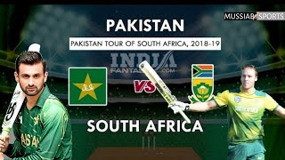 Pakistan vs Sauthafrica 2nd T20 Live Streaming -Mussiab Sports