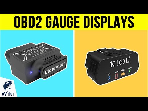 10 Best OBD2 Gauge Displays 2019 - UCXAHpX2xDhmjqtA-ANgsGmw