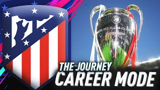 OUR FINAL GAME WITH ATLETICO!!! FIFA 19 THE JOURNEY CAREER MODE #38