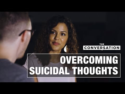 Overcoming Suicidal Thoughts