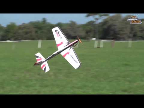 HobbyKing 3D - Michael Wargo flies the  Sbach 342 EPP 3D Airplane - UC6X0WHKm7Po3FlBepIEg5og