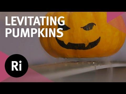 Levitating pumpkins! Halloween science - UCYeF244yNGuFefuFKqxIAXw
