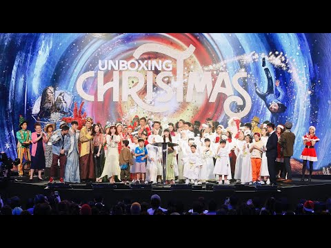City Harvest Church: Unboxing Christmas