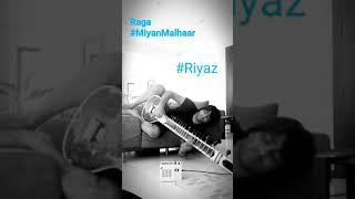 Casual practice during monsoon (Miyan ki Malhaar) - sitarwonderboy , Metal