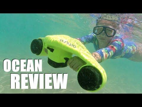 Asiwo TURBO Underwater DIVE SCOOTER - Full Review & Ocean Test Flight  - UCVQWy-DTLpRqnuA17WZkjRQ