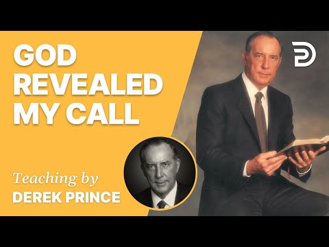God Revealed My Call #Shorts - Derek Prince