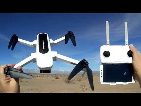 Hubsan Zino 4K FPV Drone Distance Flight Test Review - UC90A4JdsSoFm1Okfu0DHTuQ