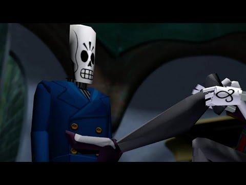 Grim Fandango Remastered Launch Trailer - default