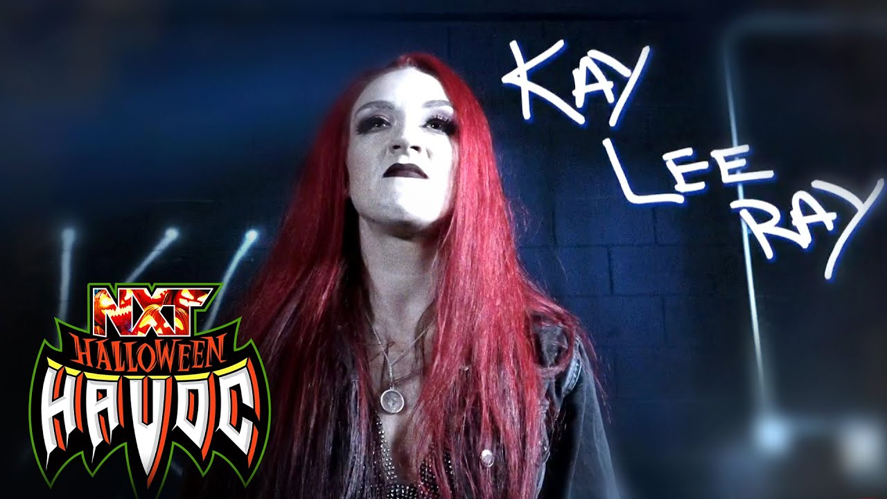 Kay Lee Ray is angry and she's coming back to make everyone pay: WWE NXT, Oct. 26, 2021
