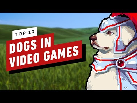 Top 10 Dogs in Video Games (Spring 2019) - UCYiMW_XY_AZym4a5eIV_01Q