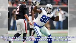 Cowboys free agents most likely to depart: Geoff Swaim's injury history could be his undoing in D...