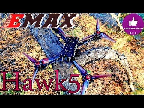 ✔ EMAX Hawk 5 - Отличный Гоночный Квадрокоптер! С Tomtop - UClNIy0huKTliO9scb3s6YhQ