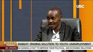 Business Today: Finding Solution to Youth Unemployment