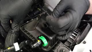 Cambio filtro aria ABARTH 124 SPIDER 1.4 Turbo