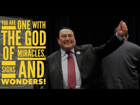 You Are One With The God Of Miracles, Signs And Wonders!