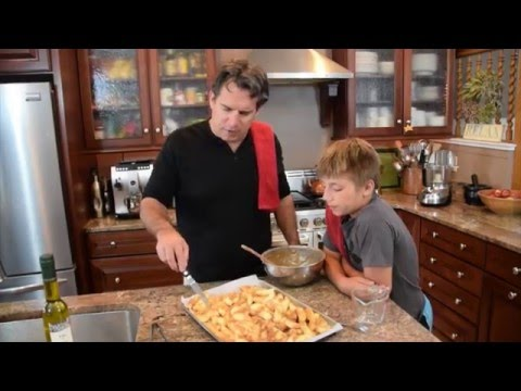 How to Make the World's Best Apple Dumplings with Ice Cream Cooking Italian with Joe - UCmwf656_nAjxFGxfC6Yw0QQ