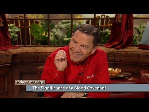 The Significance of a Blood Covenant