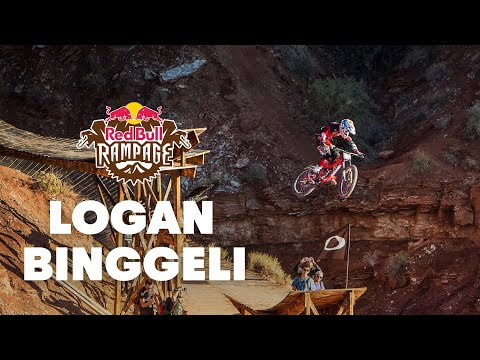 Red Bull Rampage 2015: Utah Local Logan Binggeli GoPro Finals Run - UCXqlds5f7B2OOs9vQuevl4A