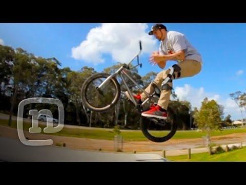 BMX Tricks With Josh Irvine & Tim Storey Calling The Shots: Crooked World - UCsert8exifX1uUnqaoY3dqA